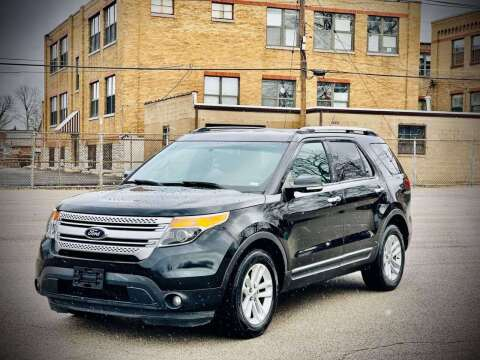 2014 Ford Explorer for sale at ARCH AUTO SALES in St. Louis MO