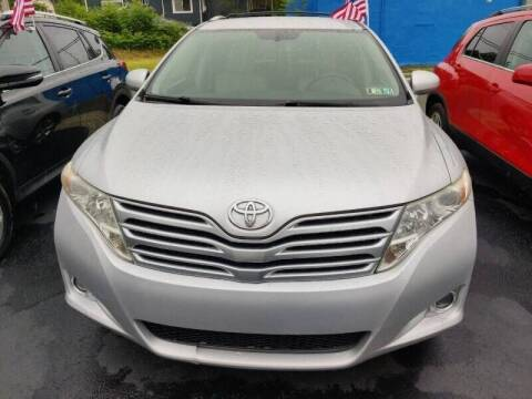 2010 Toyota Venza for sale at 599 Drives in Runnemede NJ