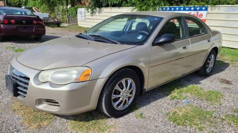 2006 Chrysler Sebring for sale at Jackson Motors Used Cars in San Antonio TX
