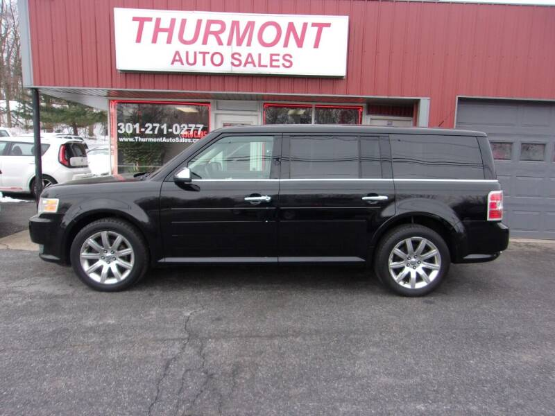 2009 Ford Flex for sale at THURMONT AUTO SALES in Thurmont MD