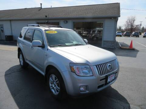 2009 Mercury Mariner for sale at Tri-County Pre-Owned Superstore in Reynoldsburg OH