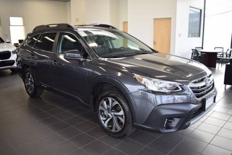 2020 Subaru Outback for sale at BMW OF NEWPORT in Middletown RI