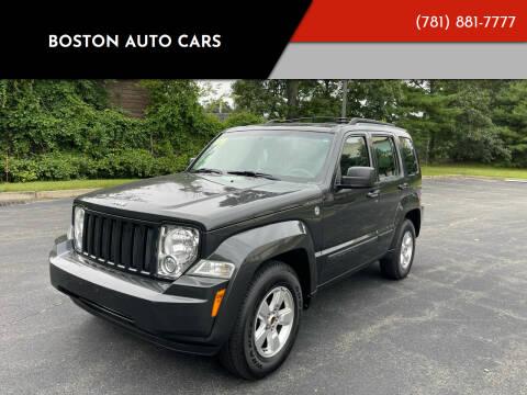 2011 Jeep Liberty for sale at Boston Auto Cars in Dedham MA