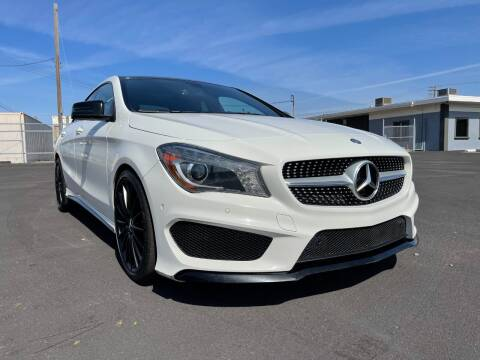 2014 Mercedes-Benz CLA for sale at Approved Autos in Sacramento CA