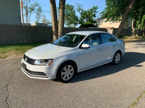 2017 Volkswagen Jetta for sale at Long Island Exotics in Holbrook NY