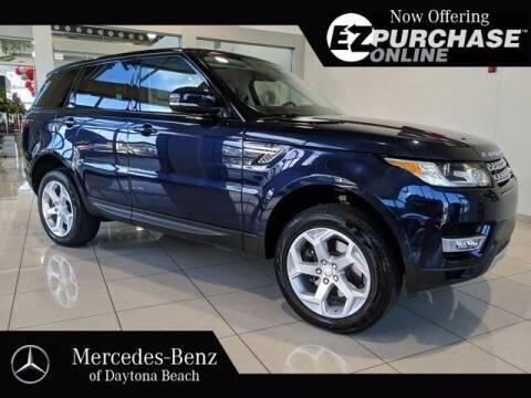 2016 Land Rover Range Rover Sport for sale at Mercedes-Benz of Daytona Beach in Daytona Beach FL