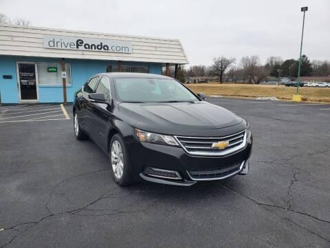 2019 Chevrolet Impala for sale at DrivePanda.com in Dekalb IL