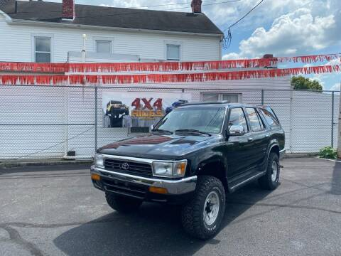 1995 Toyota 4Runner for sale at 4X4 Rides in Hagerstown MD