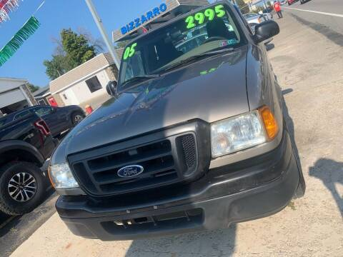 2005 Ford Ranger for sale at Bizzarro's Championship Auto Row in Erie PA