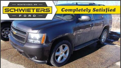 2011 Chevrolet Tahoe for sale at Schwieters Ford of Montevideo in Montevideo MN