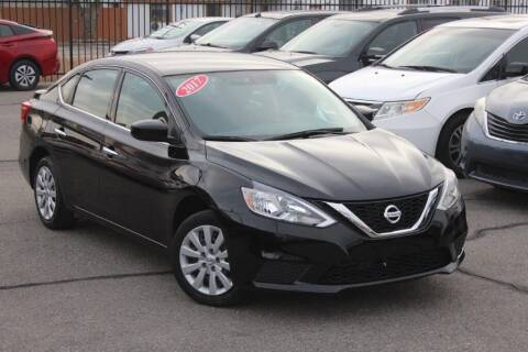 2017 Nissan Sentra for sale at Car Bazaar INC in Salt Lake City UT