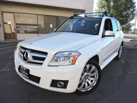 2010 Mercedes-Benz GLK for sale at PK MOTORS GROUP in Las Vegas NV