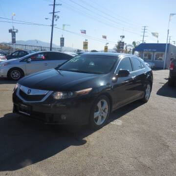 2010 Acura TSX for sale at Luxor Motors Inc in Pacoima CA