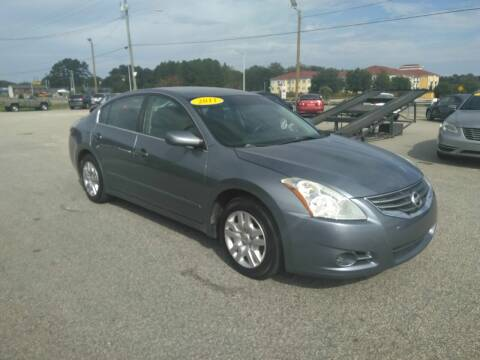 2011 Nissan Altima for sale at Kelly & Kelly Supermarket of Cars in Fayetteville NC