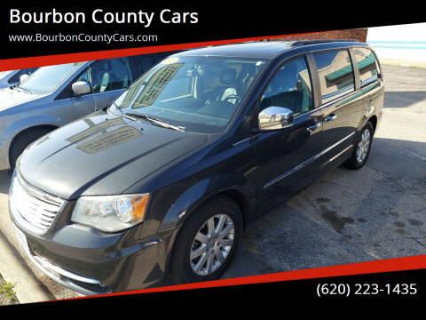 2011 Chrysler Town and Country for sale at Bourbon County Cars in Fort Scott KS