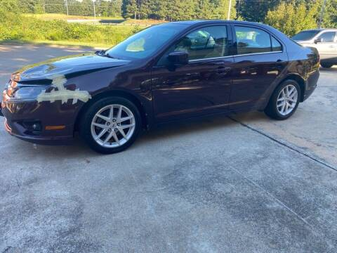 2011 Ford Fusion for sale at Dreamers Auto Sales in Statham GA
