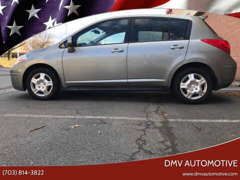 2010 Nissan Versa for sale at DMV Automotive in Falls Church VA
