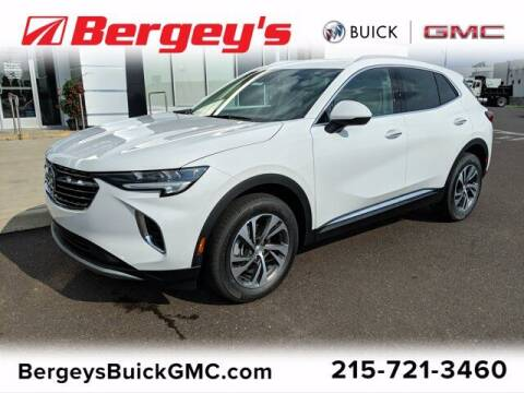 2021 Buick Envision for sale at Bergey's Buick GMC in Souderton PA