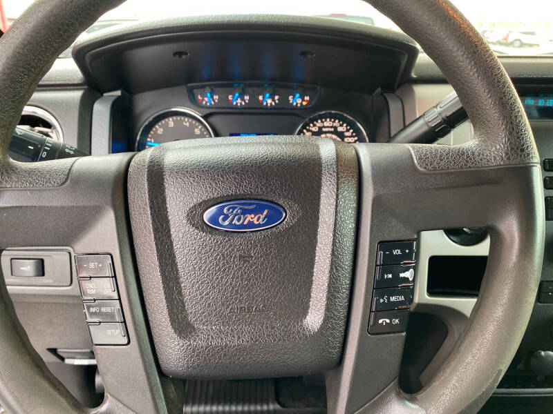 2013 Ford F-150 4x4 XLT 4dr SuperCrew Styleside 5.5 ft. SB - Idaho Falls ID