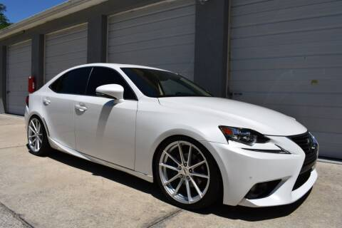 2014 Lexus IS 250 for sale at Advantage Auto Group Inc. in Daytona Beach FL
