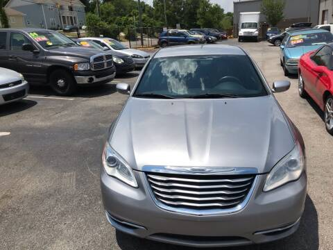 2014 Chrysler 200 for sale at Mitchell Motor Company in Madison TN