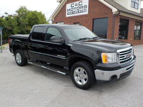 2013 GMC Sierra 1500 for sale at C & C MOTORS in Chattanooga TN