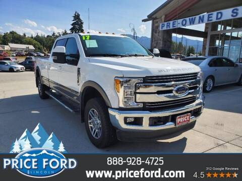 2017 Ford F-350 Super Duty for sale at Price Ford Lincoln in Port Angeles WA