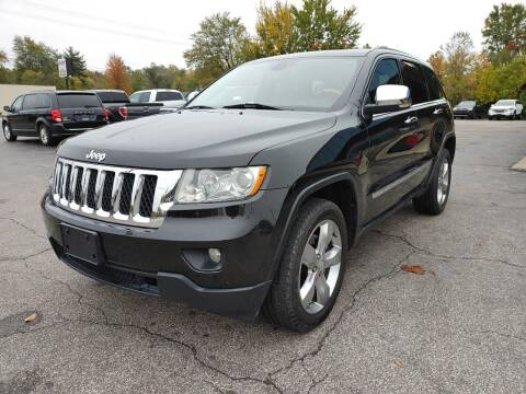2011 Jeep Grand Cherokee for sale at Cruisin' Auto Sales in Madison IN