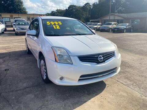 2012 Nissan Sentra for sale at Port City Auto Sales in Baton Rouge LA