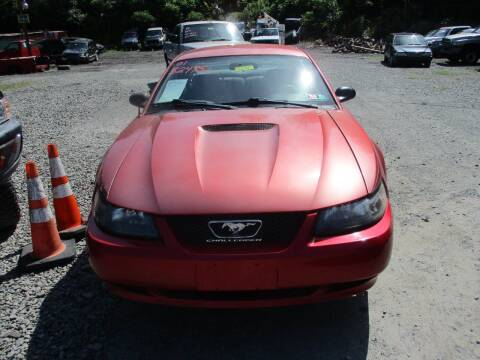 2001 Ford Mustang for sale at FERNWOOD AUTO SALES in Nicholson PA