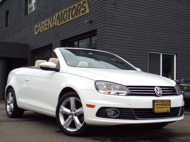 2012 Volkswagen Eos for sale in Twinsburg, OH