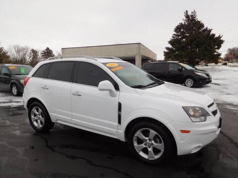 2015 Chevrolet Captiva Sport for sale at North State Motors in Belvidere IL