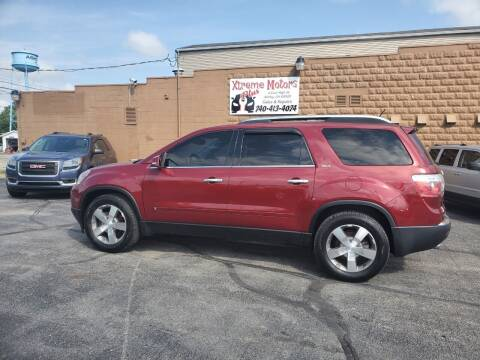 2009 GMC Acadia for sale at Xtreme Motors Plus Inc in Ashley OH