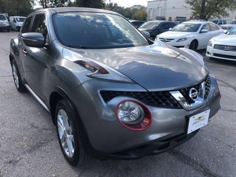 2015 Nissan JUKE for sale at PRESTIGE AUTOPLEX LLC in Austin TX