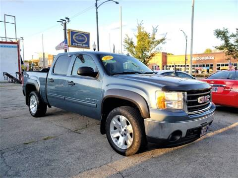 2008 GMC Sierra 1500 for sale at AutoBank in Chicago IL