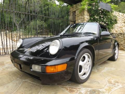 1993 Porsche 911 for sale at Milpas Motors in Santa Barbara CA