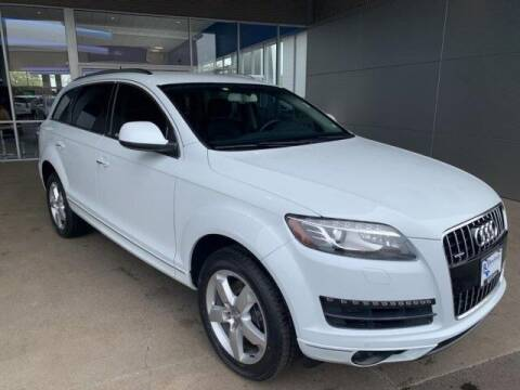 2014 Audi Q7 for sale at Cj king of car loans/JJ's Best Auto Sales in Troy MI