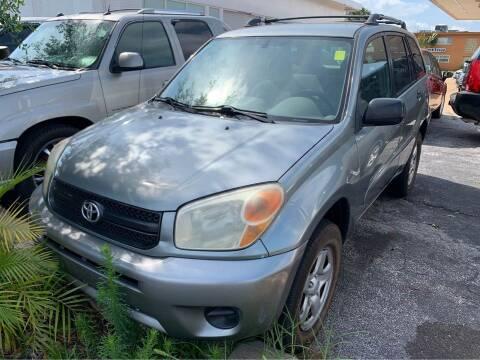 2005 Toyota RAV4 for sale at ROCKLEDGE in Rockledge FL
