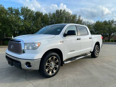 2013 Toyota Tundra for sale at Triple A's Motors in Greensboro NC