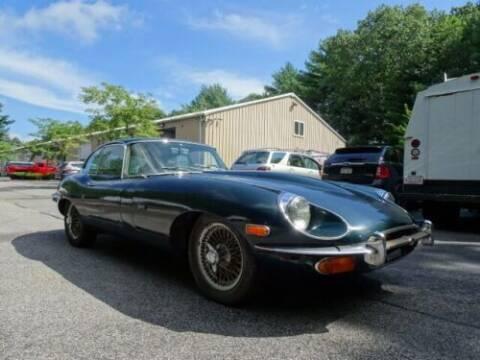 1970 Jaguar E-Type for sale at Classic Car Deals in Cadillac MI