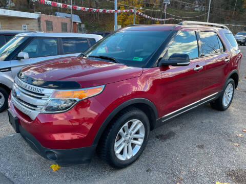 2013 Ford Explorer for sale at Turner's Inc - Main Avenue Lot in Weston WV