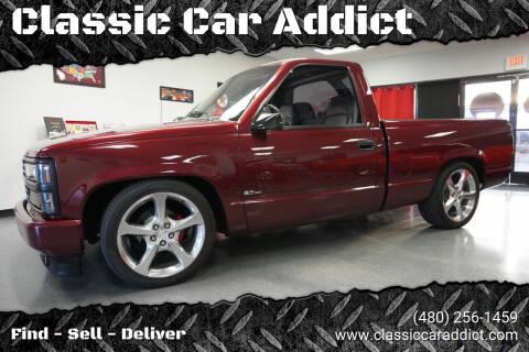 1992 Chevrolet C/K 1500 Series for sale at Classic Car Addict in Mesa AZ