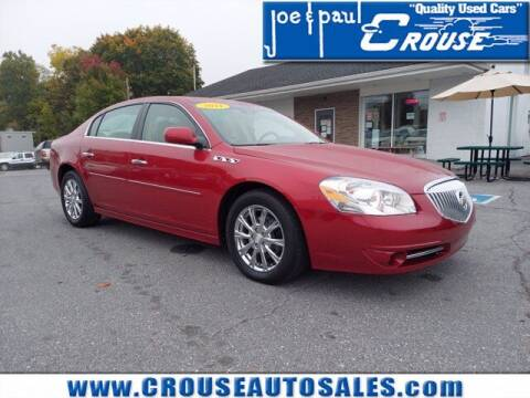 2011 Buick Lucerne for sale at Joe and Paul Crouse Inc. in Columbia PA