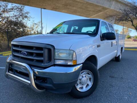 2003 Ford F-350 Super Duty for sale at Bay Auto Exchange in San Jose CA