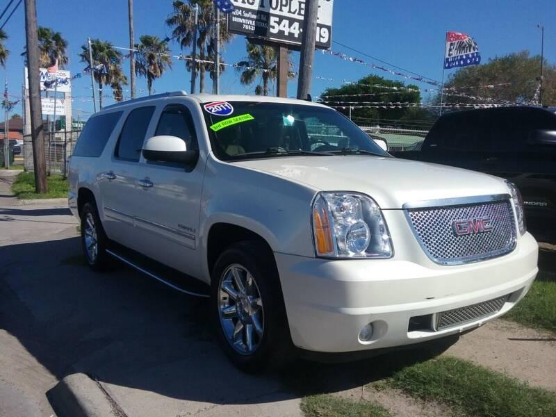 2011 GMC Yukon XL for sale at Express AutoPlex in Brownsville TX
