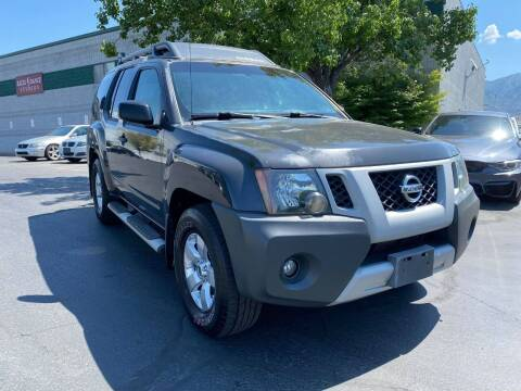2010 Nissan Xterra for sale at All-Star Auto Brokers in Layton UT