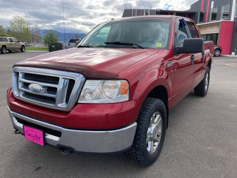 2008 Ford F-150 for sale at Snyder Motors Inc in Bozeman MT