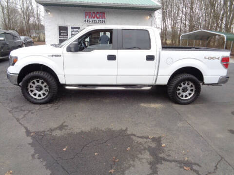 2012 Ford F-150 for sale at PROCAR LLC in Portland TN