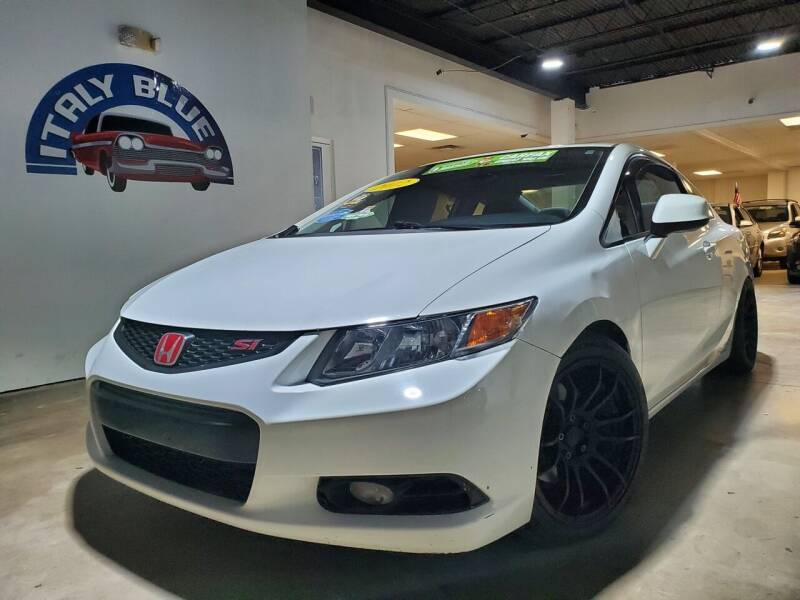 2012 Honda Civic for sale at Italy Blue Auto Sales llc in Miami FL