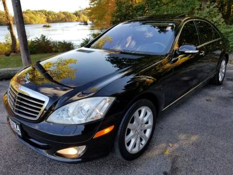 2007 Mercedes-Benz S-Class for sale at Ultra Auto Center in North Attleboro MA